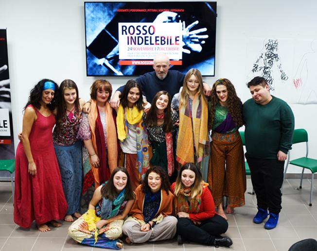 Rosso Indelebile, due momenti a Moncalieri per ragionare sulla violenza di genere