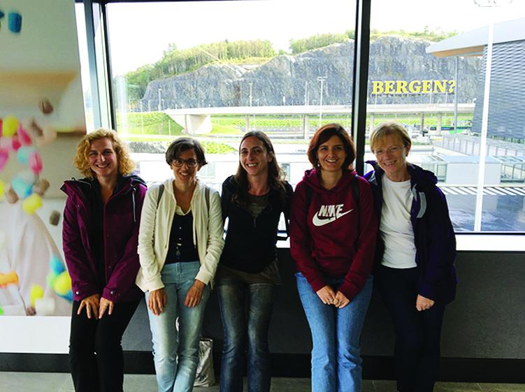 Le docenti loggesi coinvolte nel progetto Erasmus hanno raccontato le loro esperienze