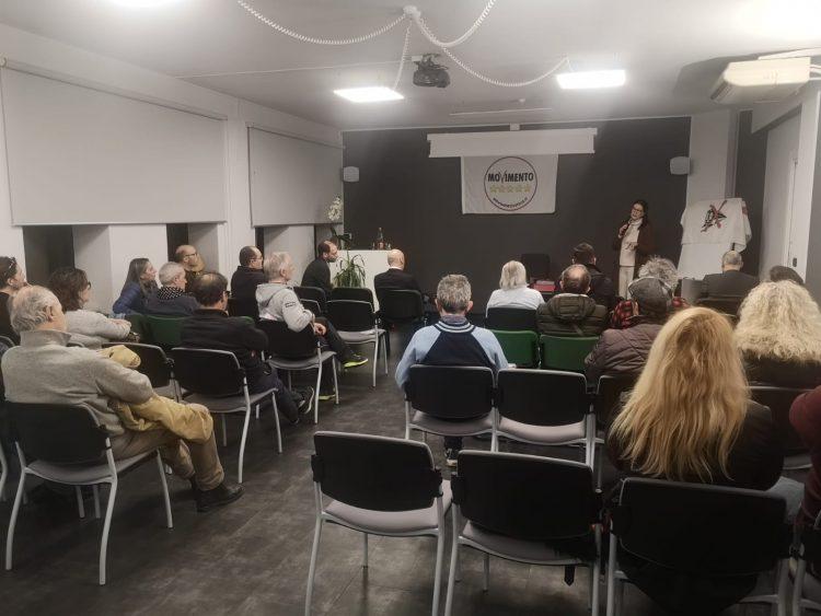 MONCALIERI – I Cinque stelle a raccolta per lanciare la campagna elettorale