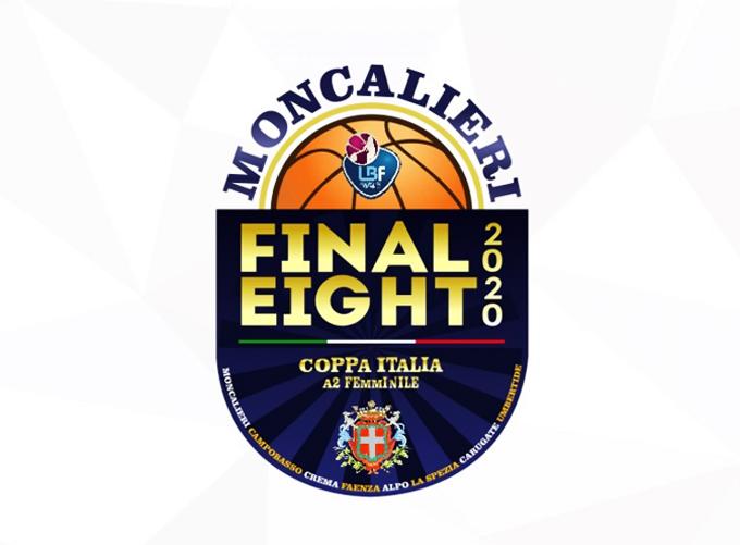 Coppa Italia serie A2 femminile, le Final Eight a Moncalieri spostate al 17-19 aprile