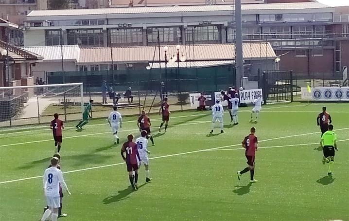 Calcio Eccellenza, a Vinovo domina il Sestri Levante, Chisola al tappeto in 45′ (0-3)