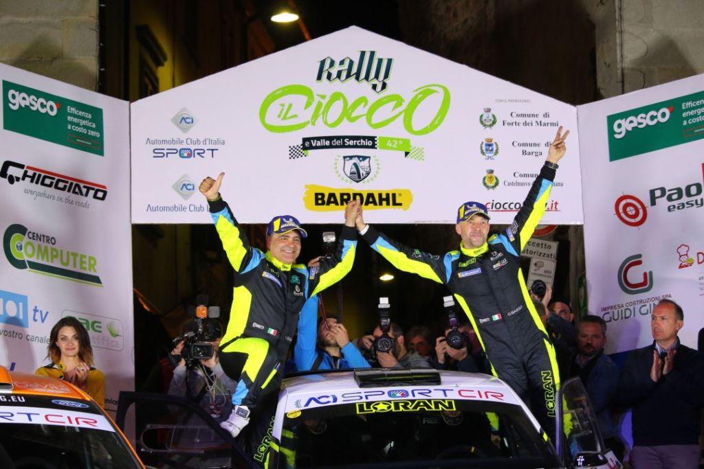 Nuova data per il 43° Rally il Ciocco e Valle del Serchio: si svolgerà dal 18 al 20 giugno prossimi