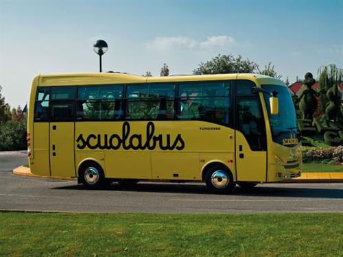 POIRINO – Con la scuola in presenza riparte anche lo scuolabus