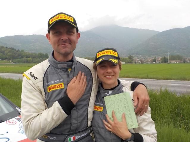 Winners Rally Team in Granda per i test di Dronero