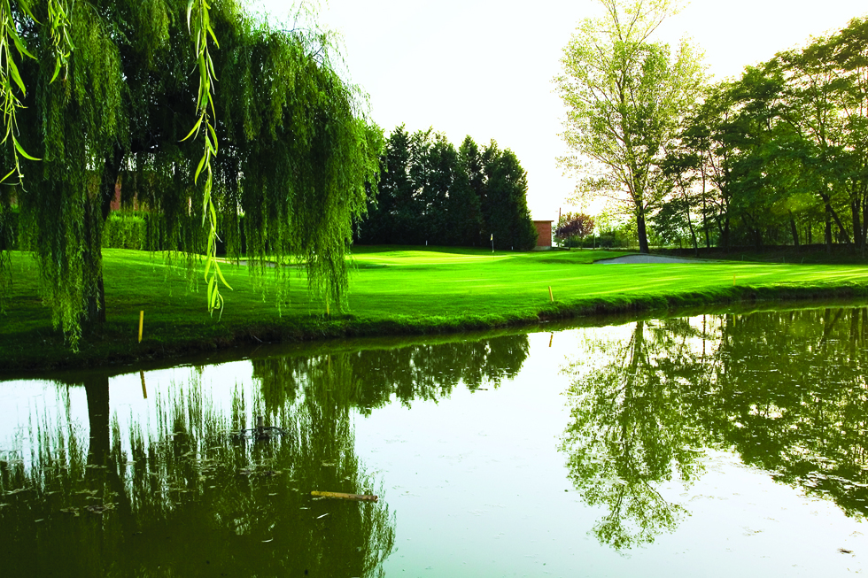 Riparte il golf a La Margherita
