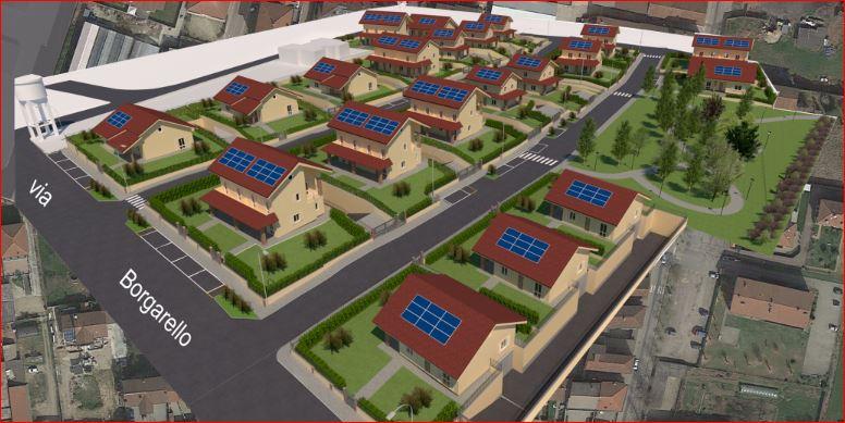CAMBIANO – Nascerà un nuovo quartiere