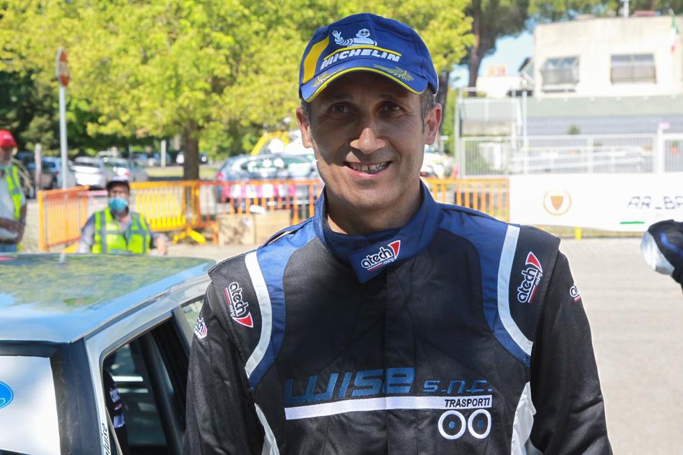 Michelin Historic Rally Cup 2020: Franco Grassi sfata la sorte al Vallate Aretine