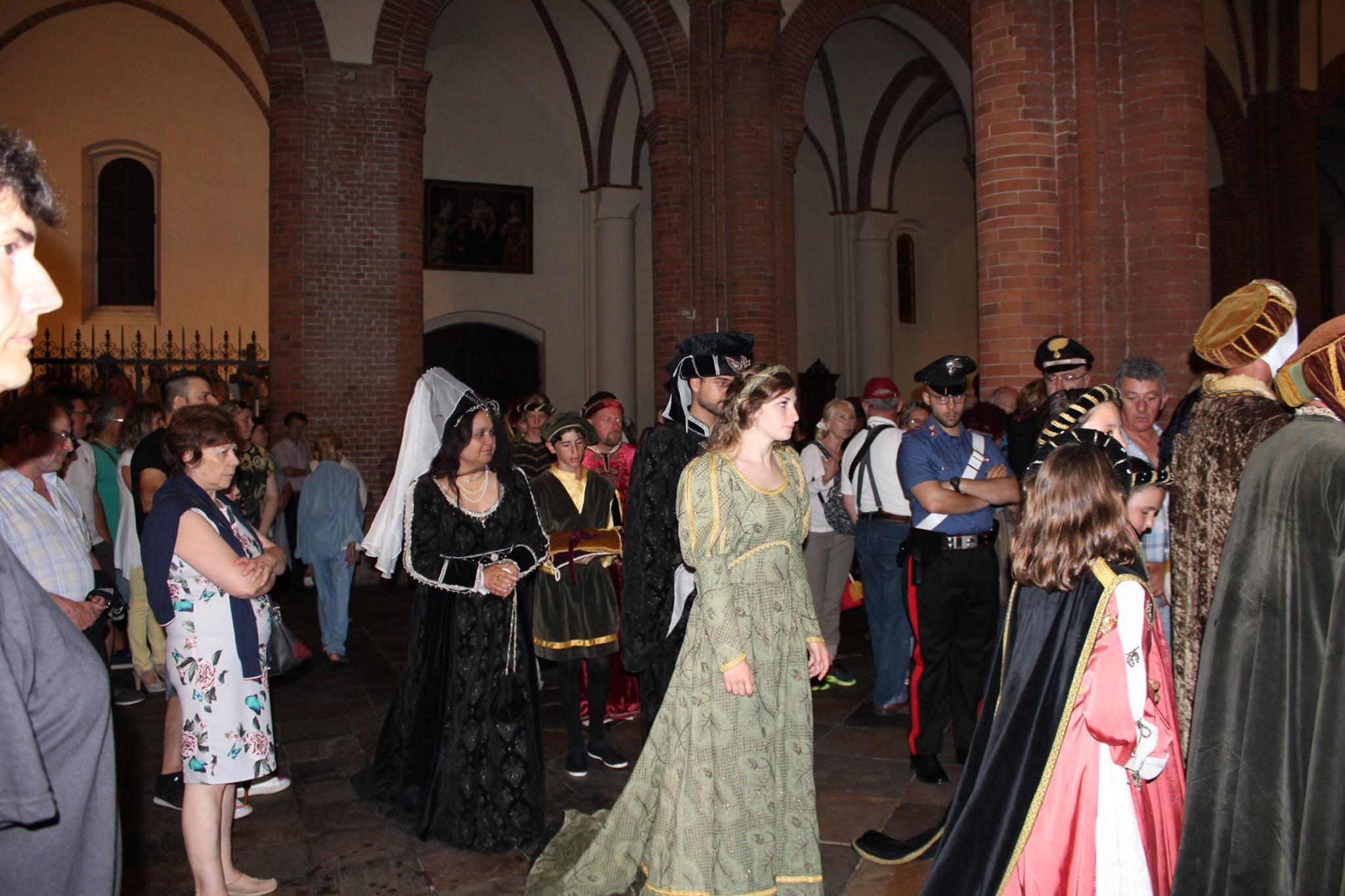 MONCALIERI – Il programma per i festeggiamenti del Beato Bernardo