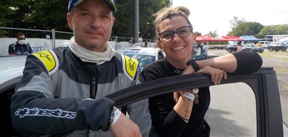 Igor Mora e Gloria Andreis: i navigatori che hanno unito le forz