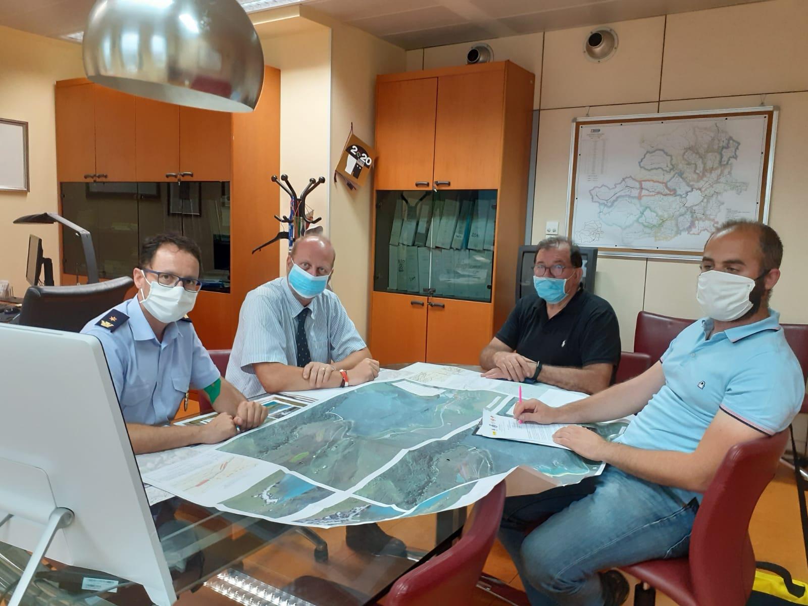 Posti a pagamento e un piano per evitare l'intasamento al Lago di Malciaussia