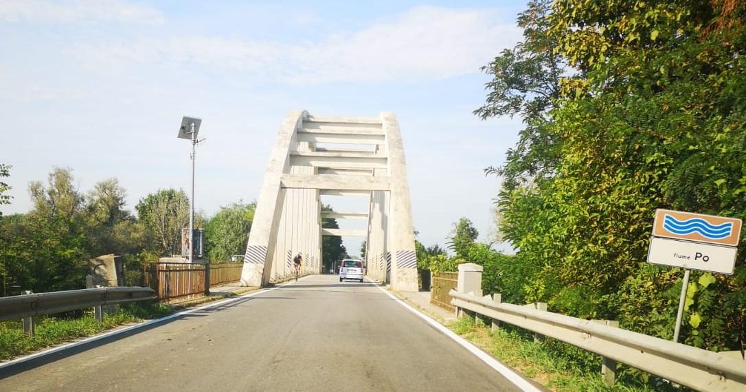 CARIGNANO – Il nuovo ponte sul Po nel piano delle opere della Città Metropolitana