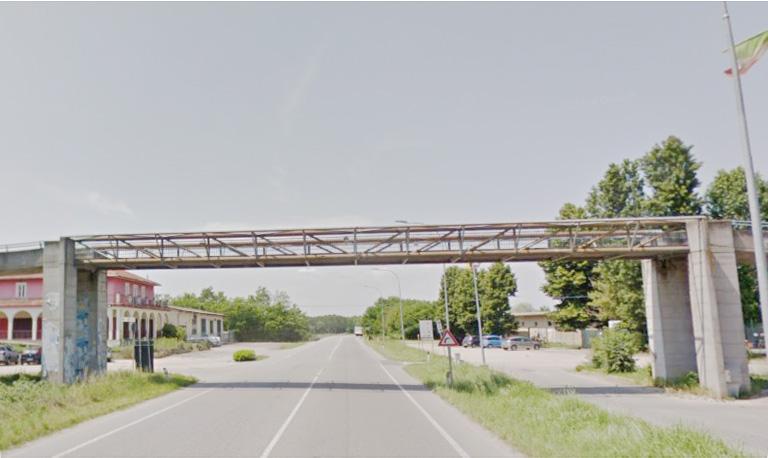 Stop per un giorno al traffico sulla provinciale 393. Martedì 1 settembre, all'altezza di Villastellone