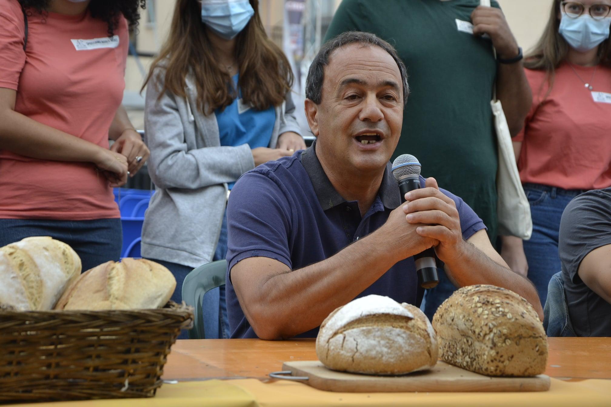 NICHELINO – Mimmo Lucano ospite a San Matteo