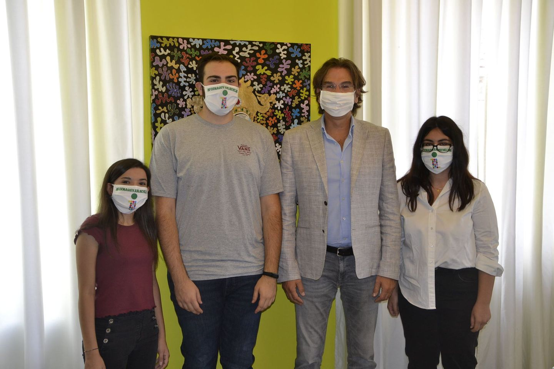 NICHELINO – Presentati i nuovi volontari del servizio civile all'Informagiovani