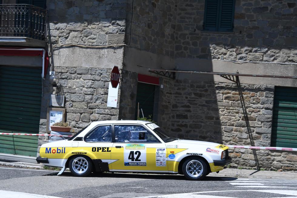Michelin Historic Rally Cup 2020: all'Elba è in corso per il terzo appuntamento della Coppa