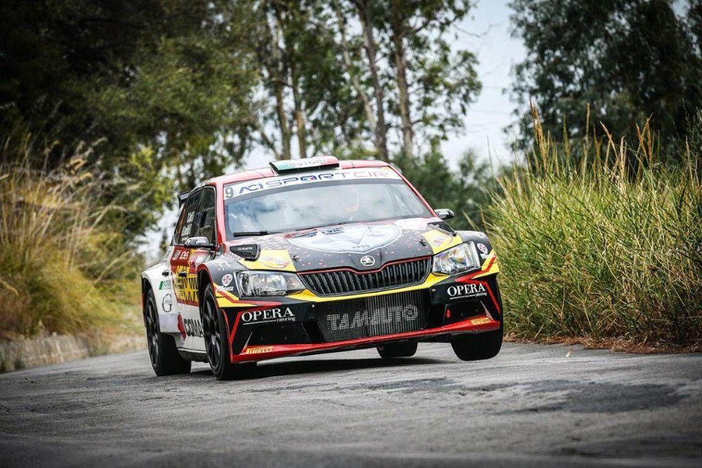 "Jolly Racing Team nella ""top ten"" della Targa Florio con Tommaso Ciuffi"