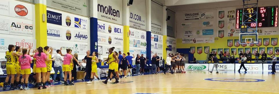 Coppa Italia A2, solo Crema concede il bis, Moncalieri si ferma in semifinale con Alpo