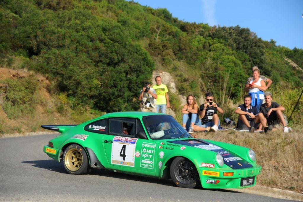 XXXII Rallye Elba Storico-Trofeo Locman Italy: un nuovo successo di adesioni