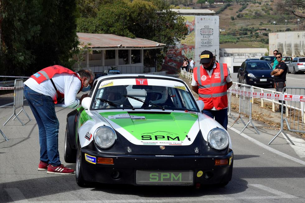 Michelin Historic Rally Cup 2020 percorre le strade del mito della Targa Florio
