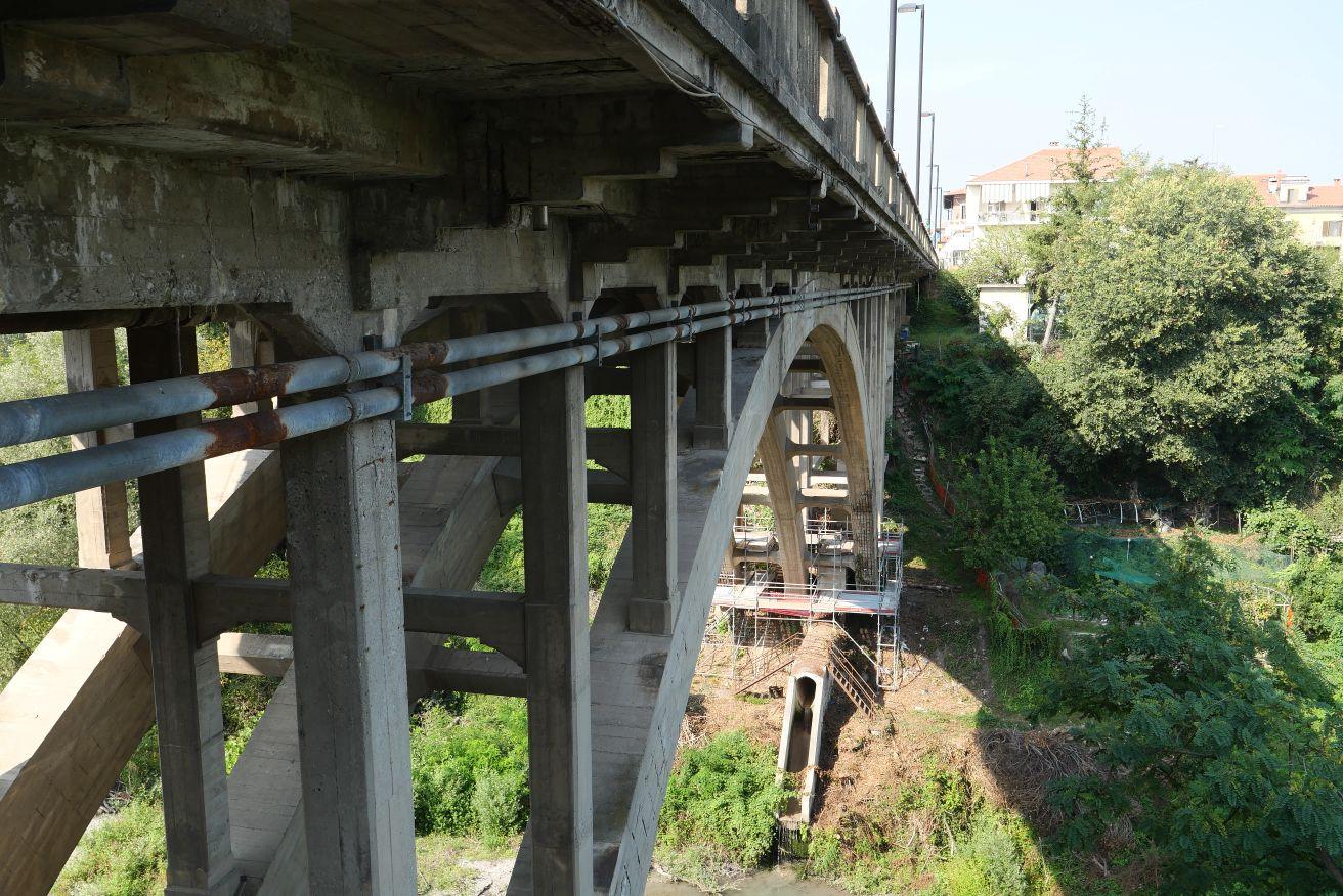 Riaperto il ponte di Alpignano sulla strada provinciale 178