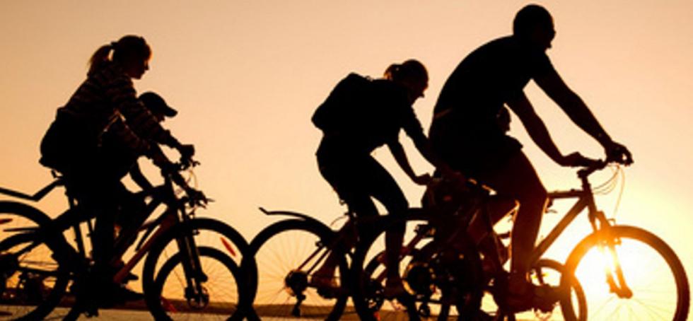 SANTENA – Via ai lavori delle nuove piste ciclabili