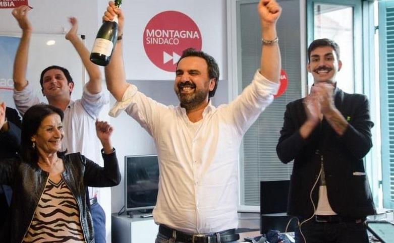 Moncalieri, il sindaco Montagna raggiunto da un avviso di garanzia