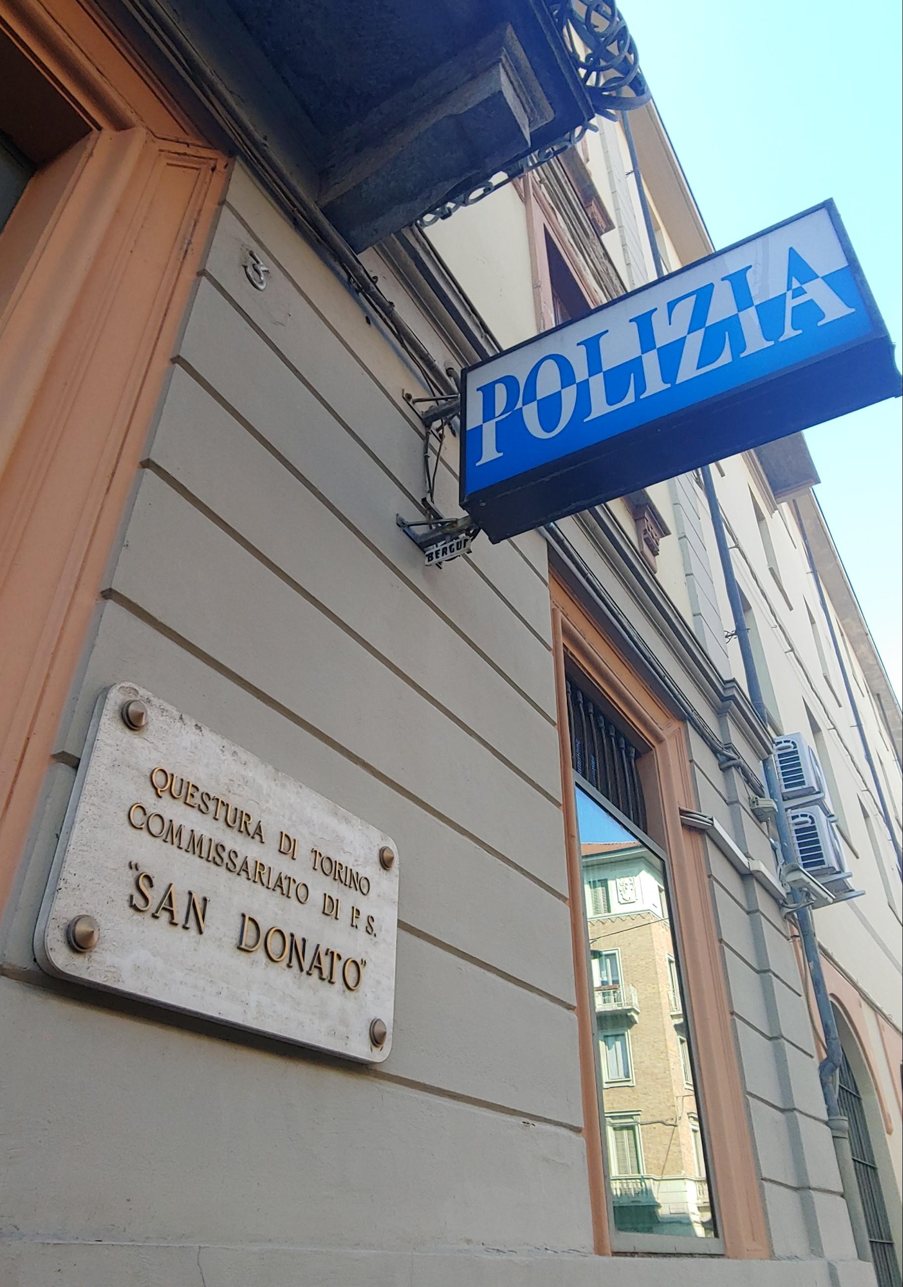 Torino: Scompiglio in un minimarket