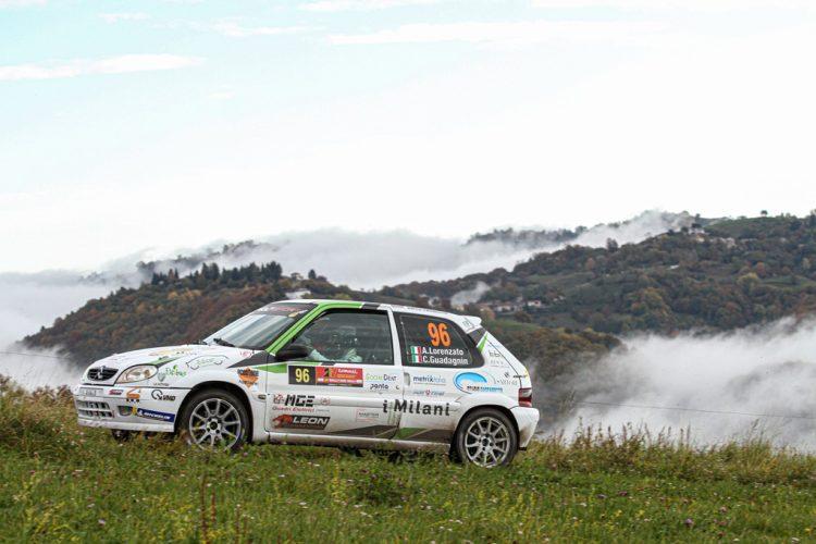 Michelin Rally Cup. Lorenzo Grani vince il 2Valli e conquista la Coppa in volata