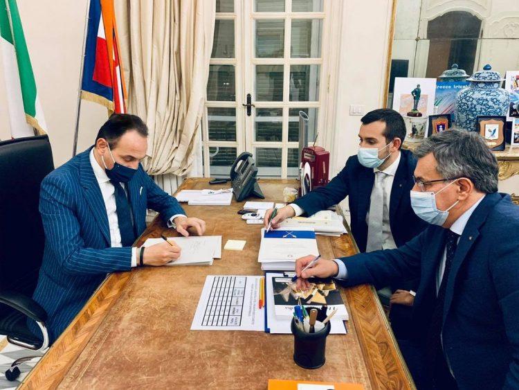 SMOG E COVID – Stop ai blocchi diesel euro 4 ed euro 5: Cirio firma l'ordinanza