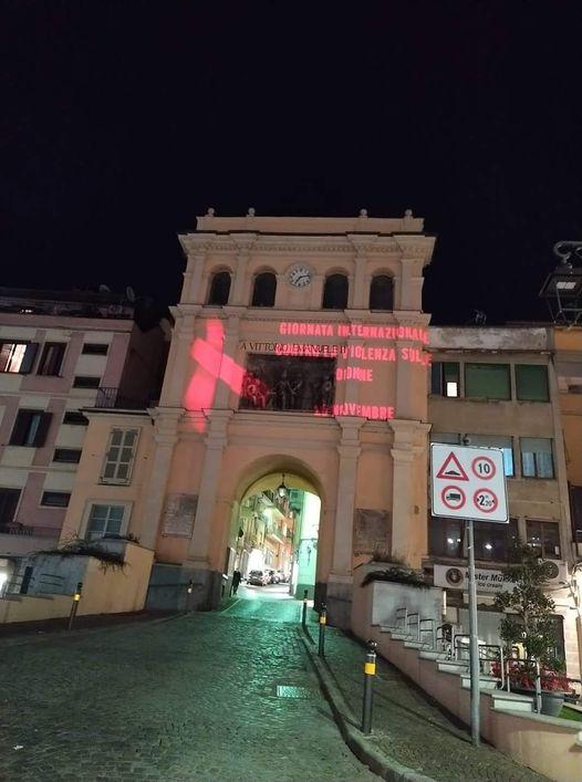 MONCALIERI – L'Arco di Borgo Navile dedicato alle donne