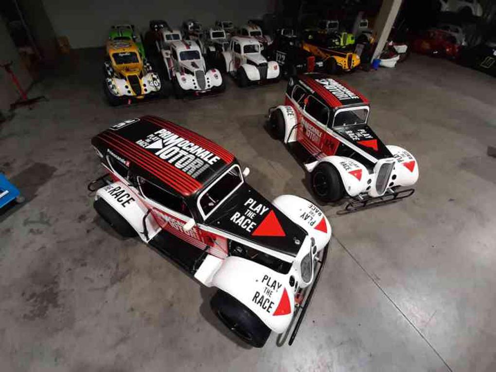 "Ice Challenge: quest'anno anche le ""Legend Cars"""