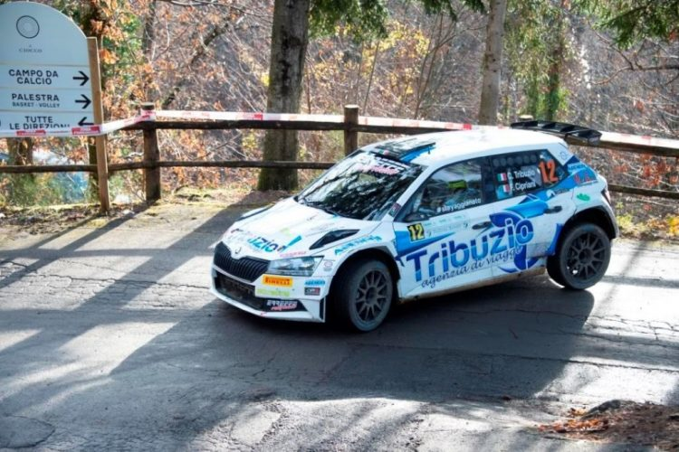 Erreffe Rally in evidenza