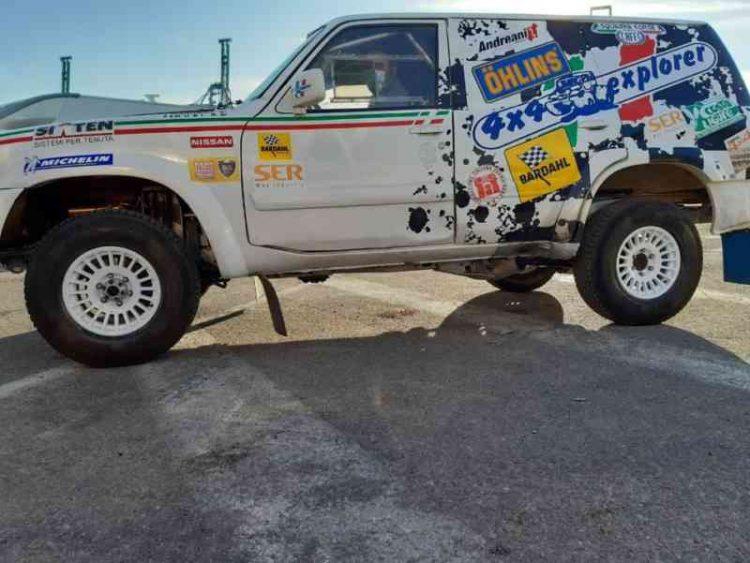 Missione Dakar per il team griffato da Angelo Caffi