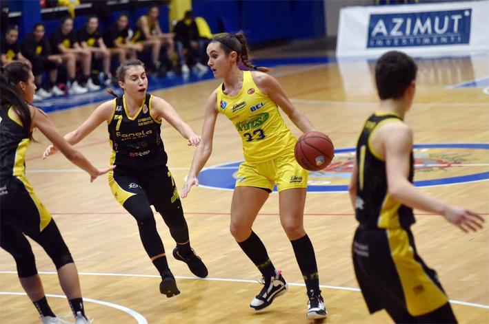 Serie A2, Lupe e Castelnuovo non fermano la risalita ai piani alti di Akronos e Vicenza