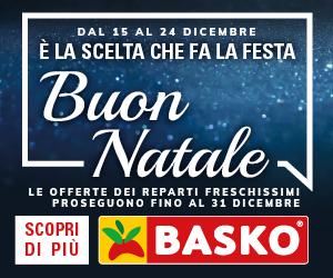 Buon Natale con Basko
