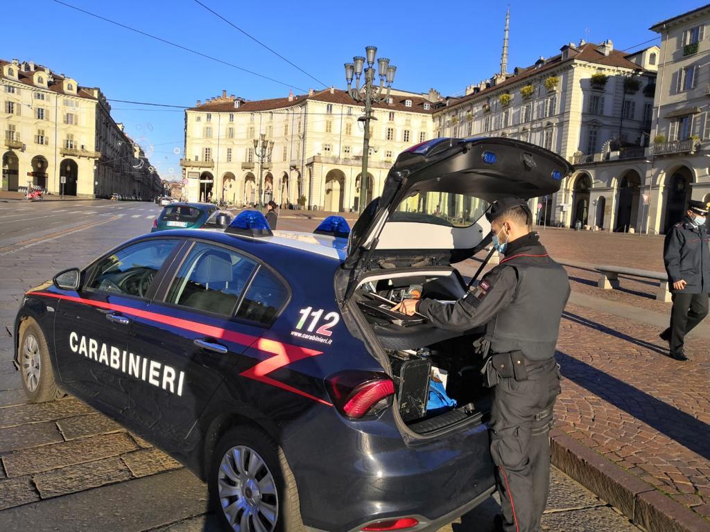 Carabinieri in prima linea per i controlli: arresti a Moncalieri e Nichelino per maltrattamenti