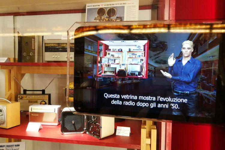 TORINO – Il Museo Radio Tv di via Verdi sempre aperto sul web