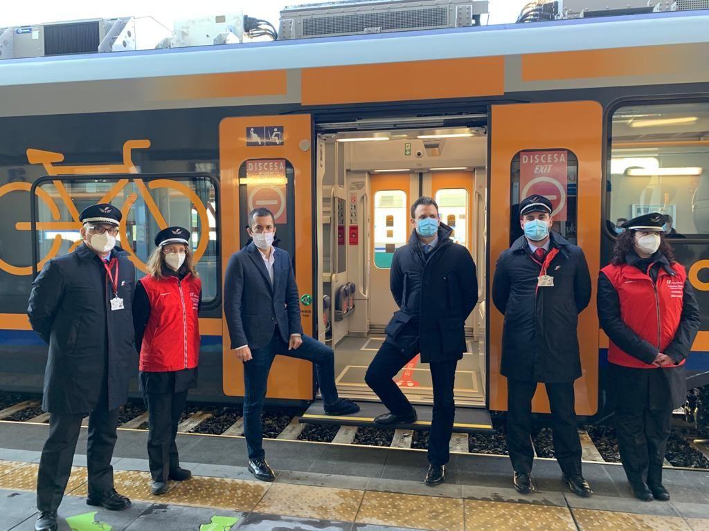 SFM TORINO – I nuovi treni in servizio da venerdì anche sulla Sfm1