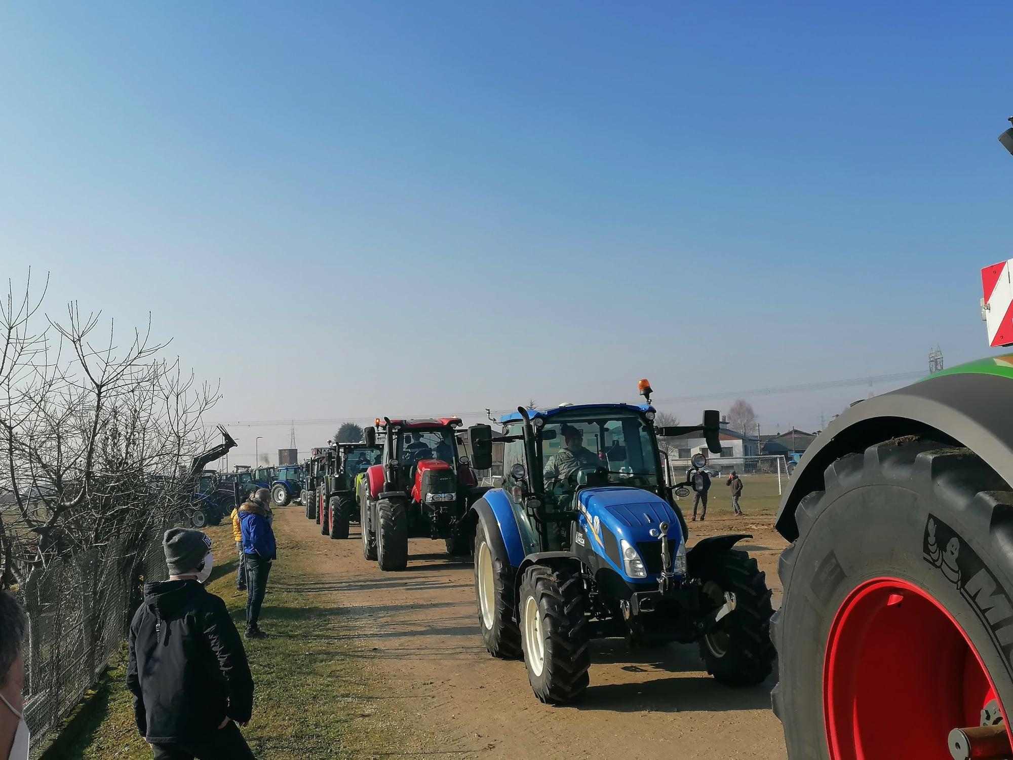 CARMAGNOLA – Un successo del territorio la manifestazione anti deposito