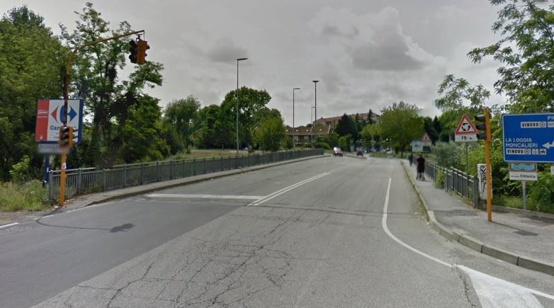 VINOVO – Via ai nuovi lavori ai giunti del ponte sul Chisola