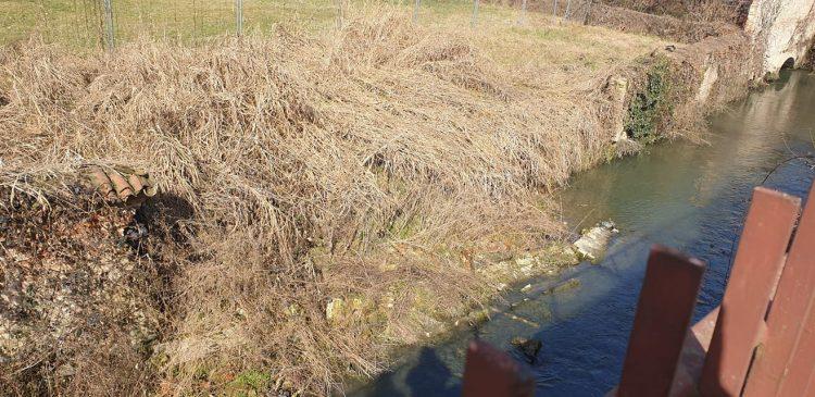 VINOVO – Arrivano fondi per la sicurezza del canale dei Mulini