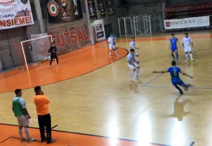 C5 Serie B/A, l'Orange regge 34′ poi cede all'Elledì nel derby piemontese