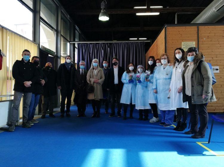 Anche a Carmagnola il vaccino per gli ultra ottantenni