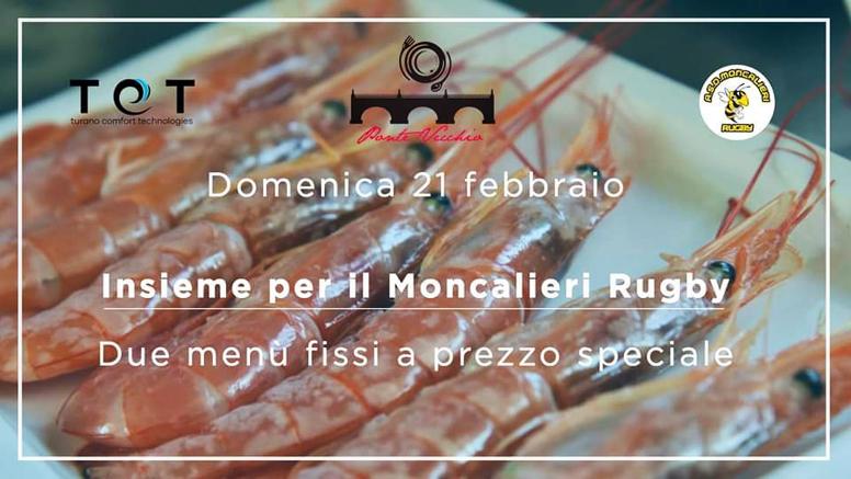 A Moncalieri startup+ristorazione uguale un aiuto per le società sportive