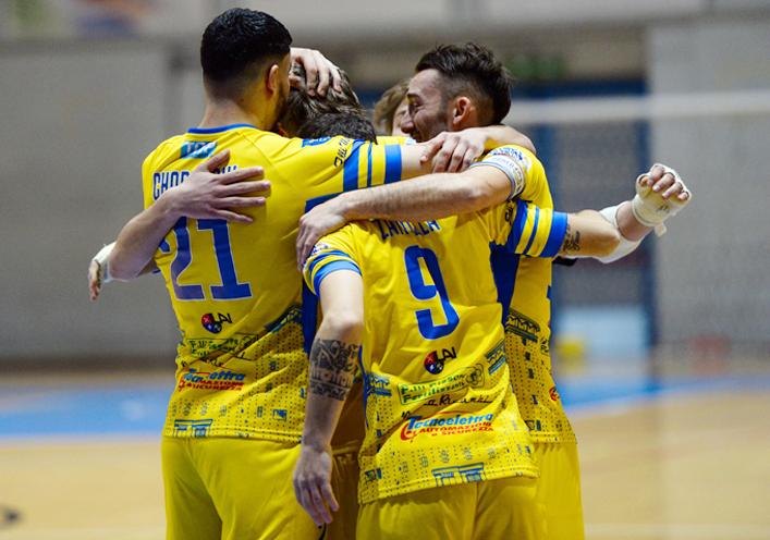C5 Serie B/A, Elledì ancora travolgente nella ripresa nulla può il Futsal Monferrato