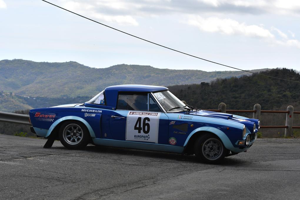 AUTO STORICHE – La Michelin Rally Cup sulle rive del Mar Ligure