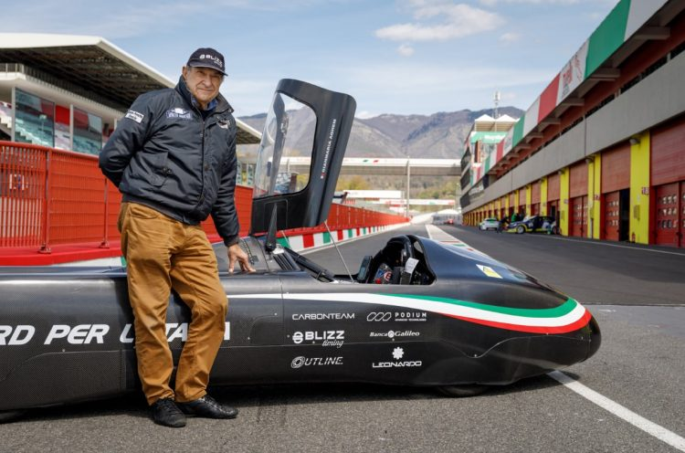 Blizz Primatis: la corsa per un record tutto Italiano pensato a Moncalieri