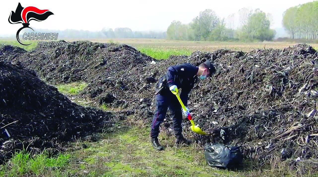 CAMBIANO – Falso compost: la Procura ha chiuso l'inchiesta