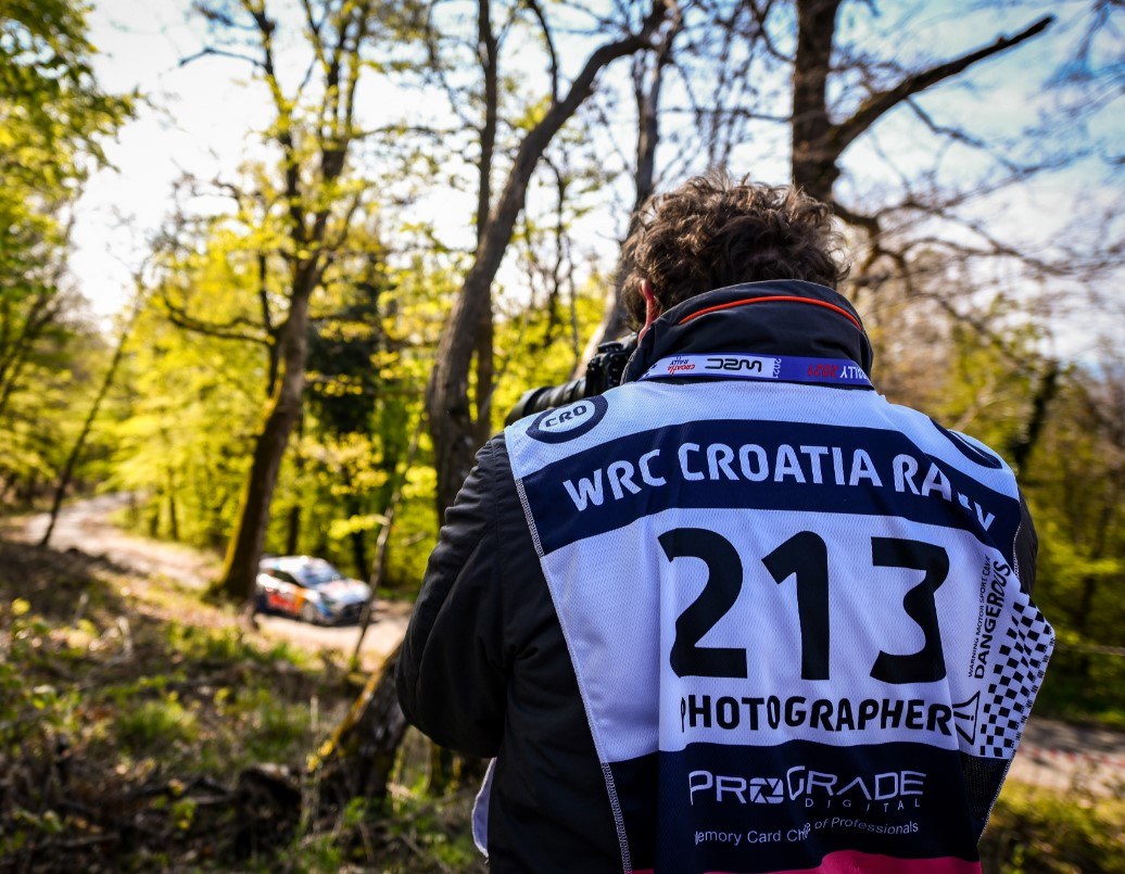 MOTORI – Un carmagnolese in prima linea al Croatia Rally