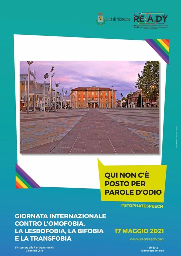 NICHELINO – Manifesti contro la violenza di genere